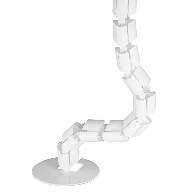 Kabelschlange UNI 1.165 mm lang aus robustem Kunststoff – Bild 3
