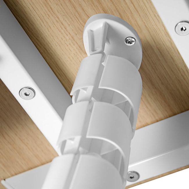 Kabelschlange UNI 1.165 mm lang aus robustem Kunststoff – Bild 2