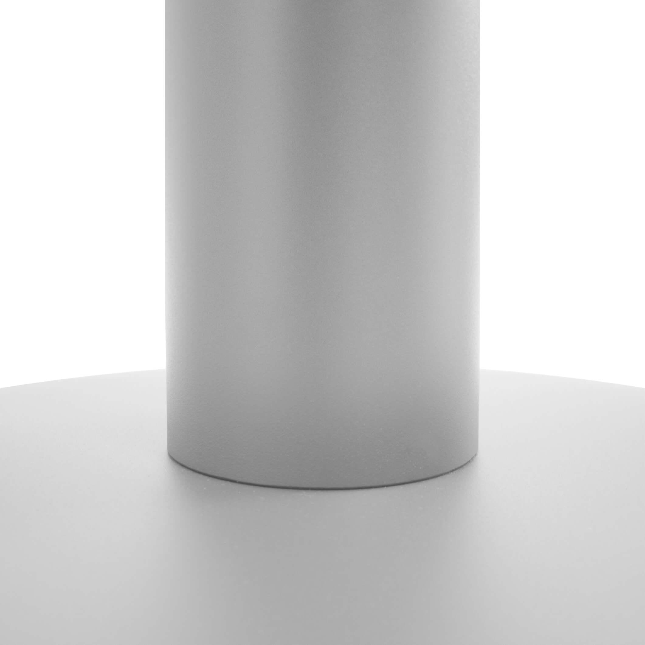 OPTIMA runder Besprechungstisch Esstisch Küchentisch Tisch Bernstein-Eiche Rund Ø 100 cm