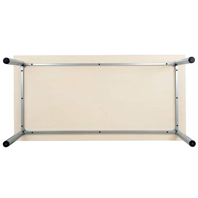 OPTIMA G Schreibtisch | 1600 x 800 mm, Ahorn