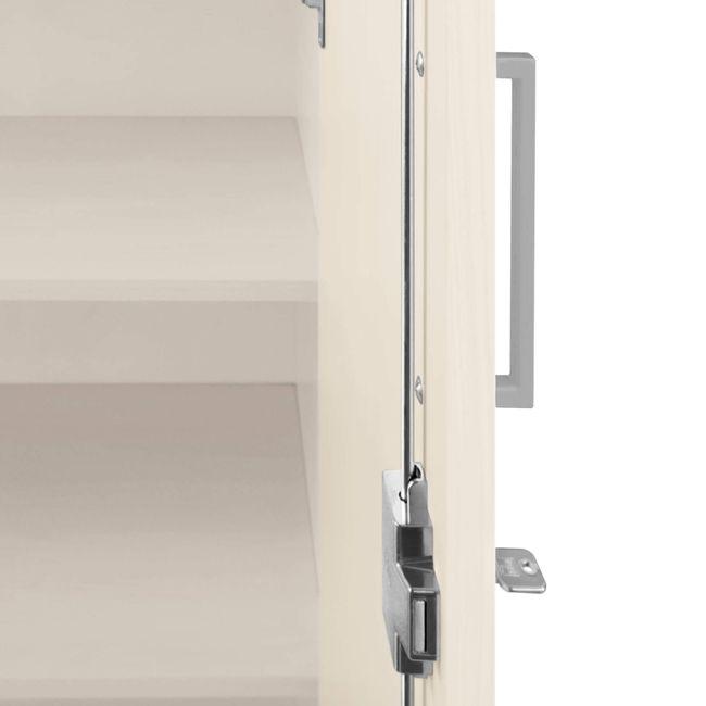 UNI Flügeltürenschrank | 2 OH, 800 x 777 mm, Ahorn