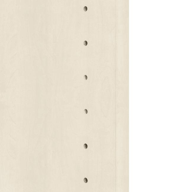 Schiebetürenschrank UNI 3 OH, (BxH) 1.200 x 1.143 mm, Ahorn – Bild 9