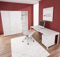 Komplettbüro NOVA Paris Weiß