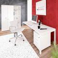 Komplettbüro NOVA Berlin Weiß