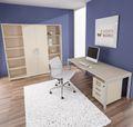 Komplettbüro NOVA Paris Ahorn