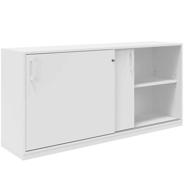 CHOICE Schiebetürenschrank   2 OH, 1600 x 760 mm, Weiß
