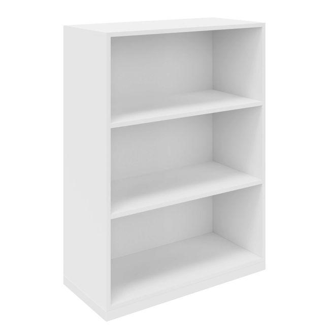 CHOICE Bücherregal | 3 OH, 800 x 1115 mm, Weiß