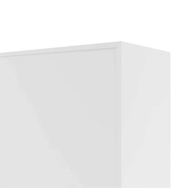 CHOICE Bücherregal   5 OH, 800 x 1820 mm, Weiß