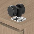 OPTIMA Rollcontainer | 3 Schubladen + 1 Kleinteilefach, 600 mm tief, Bernsteineiche