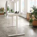 ONE H Schreibtisch | Manuell höhenverstellbar, 1400 x 800 mm, Weiß