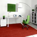 ONE H Schreibtisch | Manuell höhenverstellbar, 1600 x 700 mm, Weiß